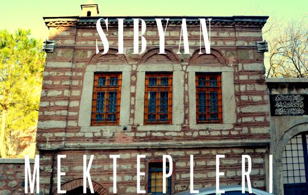 …Istanbul Sibyan Mektepleri Listesi