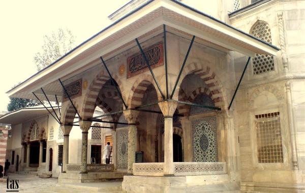 AYASOFYA SULTAN II.SELIM TÜRBESI