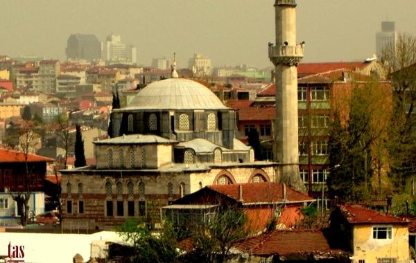 Ayvansaray Kazasker Ivaz Efendi Camii