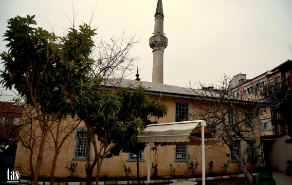 Besiktas Abbas Aga Camii