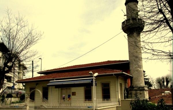 Besiktas Visnezade Camii