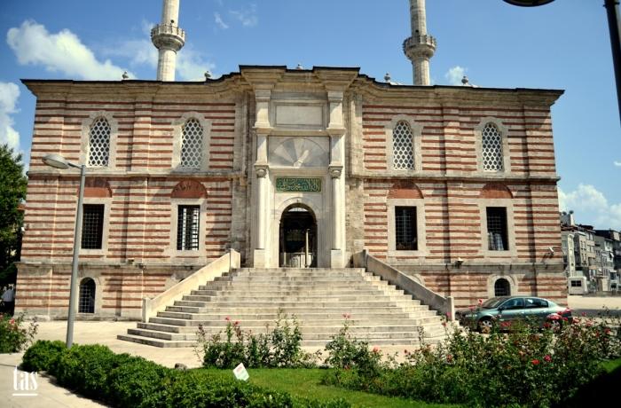 Laleli Sultan III.Mustafa Külliyesi