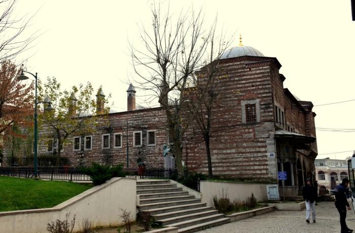 Vezneciler Seyyit Hasan Paşa Medresesi