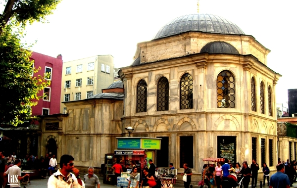 Eminönü Hamidiye Külliyesi