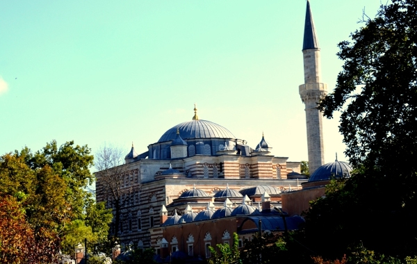 Eyüp Zal Mahmut Pasa Camii