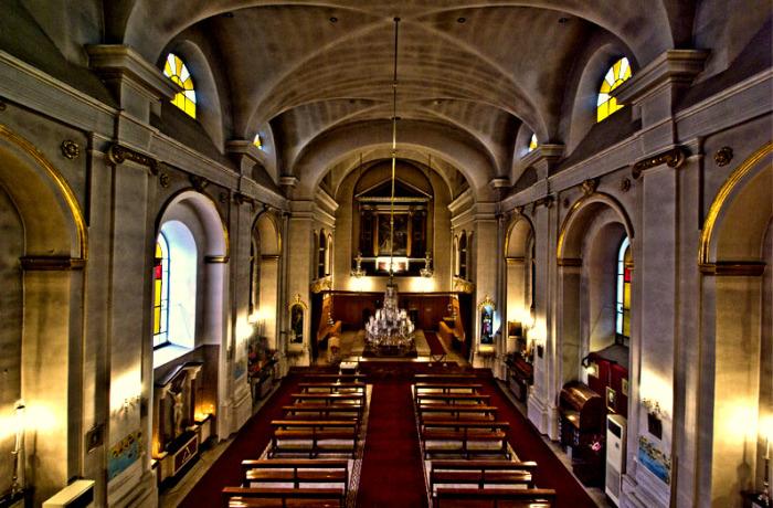 Yeşilköy St.Etienne Katolik Kilisesi