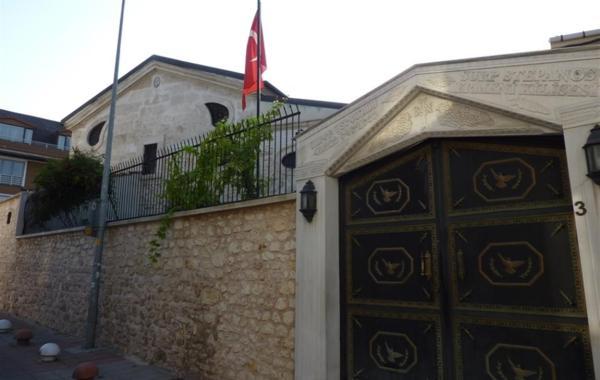 Yeşilköy Surp Isdepanos Kilisesi