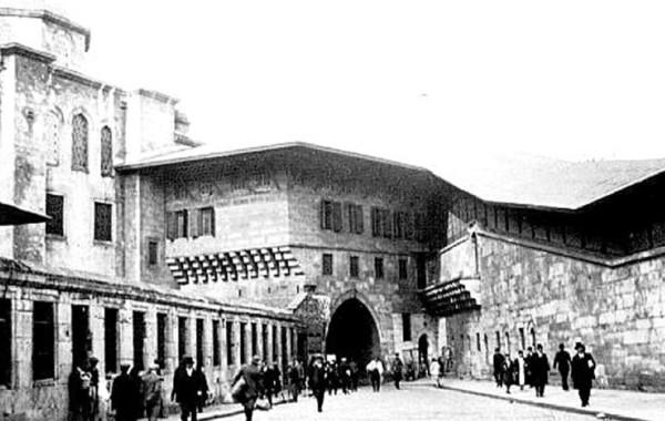 Eminönü Yeni Cami Külliyesi