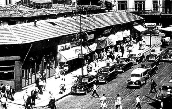 …Karaköy Meydanı