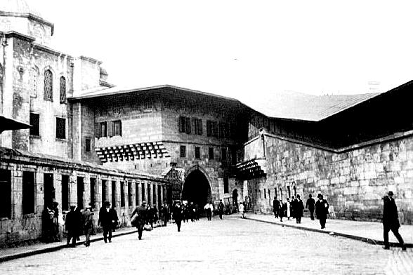Eminönü Yeni Cami Hünkar Kasrı