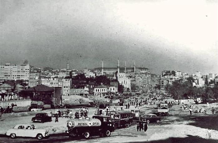 AKSARAY MEYDANI