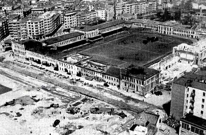 .Eski Taksim Topçu Kışlası
