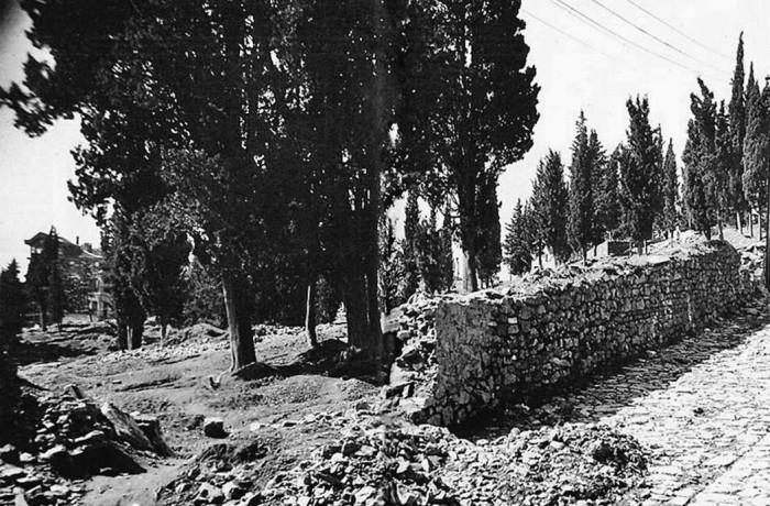 Besiktas Abbas Aga Parkı