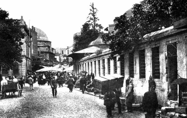 Eminönü Yeni Cami Caddesi