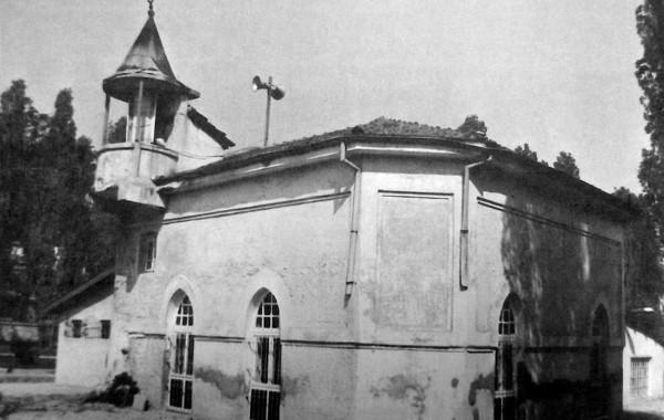 Eyüp Arpacı Hayrettin Camii