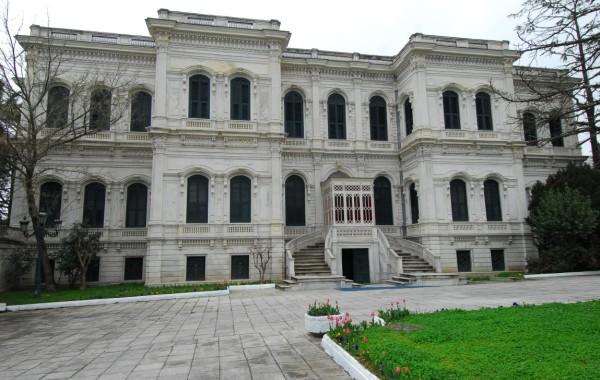 Yıldız Sarayı Büyük Mabeyn