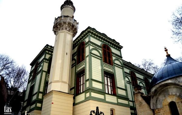 Besiktas Ertugrul Tekke Camii
