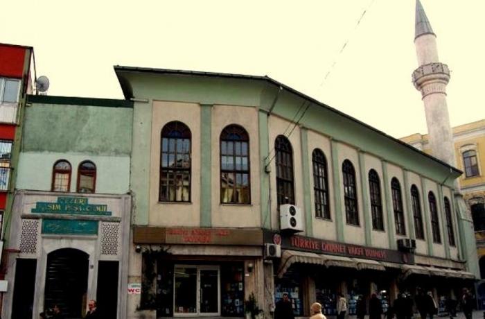 Cagaloglu Cezeri Kasım Pasa Camii