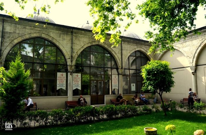 Divanyolu Merzifonlu MustafaPasa Külliyesi