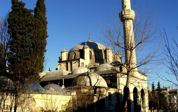 Fatih Hadım Mesih Mehmet Pasa Külliyesi