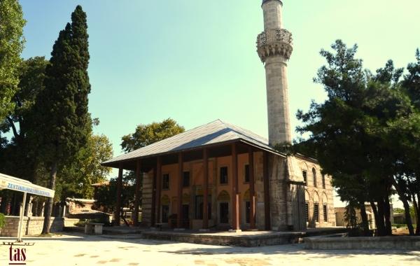 Topkapı Takkeci Ibrahim Aga Camii