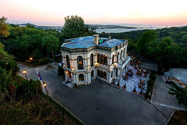 Yıldız Sarayı Malta Köşkü