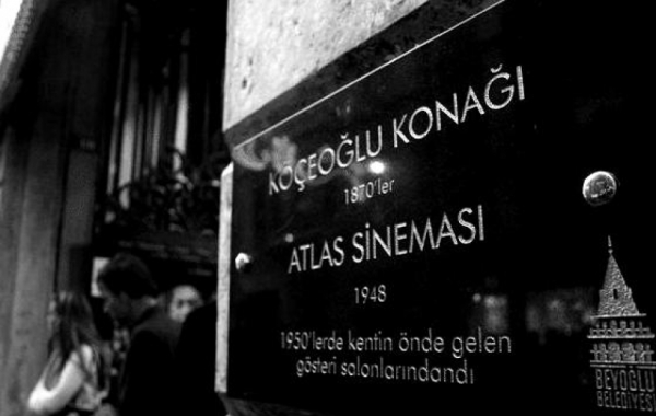 BEYOGLU ATLAS SINEMASI