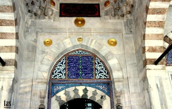 AYASOFYA SULTAN III. MEHMET TÜRBESI