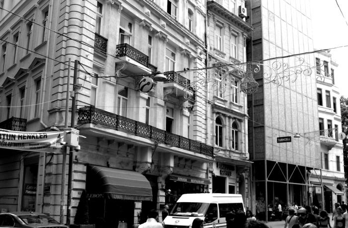 BEYOGLU HOTEL D'ANGLETERRE