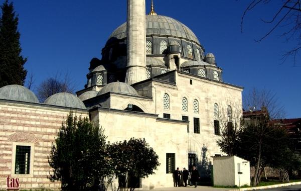 Fatih Nisanca Mehmet Pasa Külliyesi