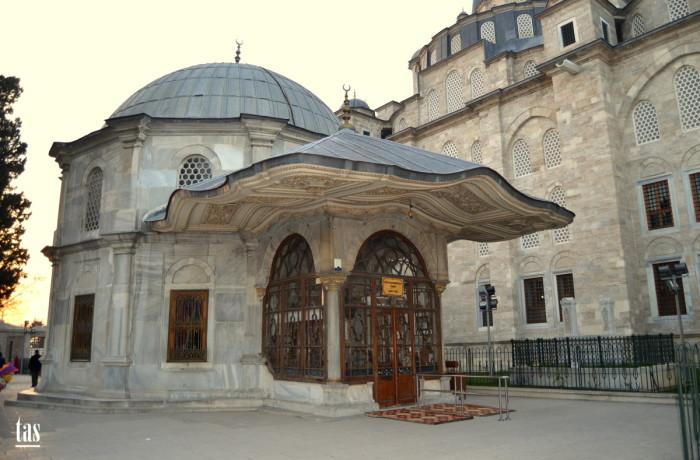 FATIH SULTAN II. MEHMET TÜRBESI