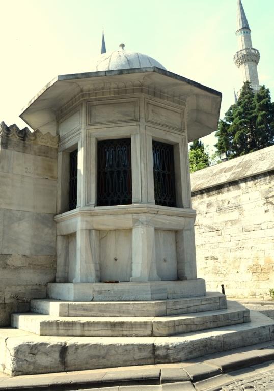 Mimar Sinan Türbe Kapısı