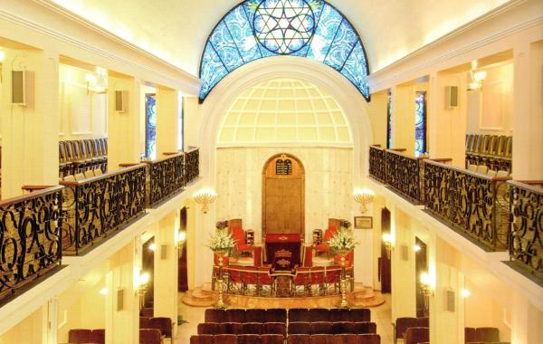 OSMANBEY BET ISRAEL SINAGOGU