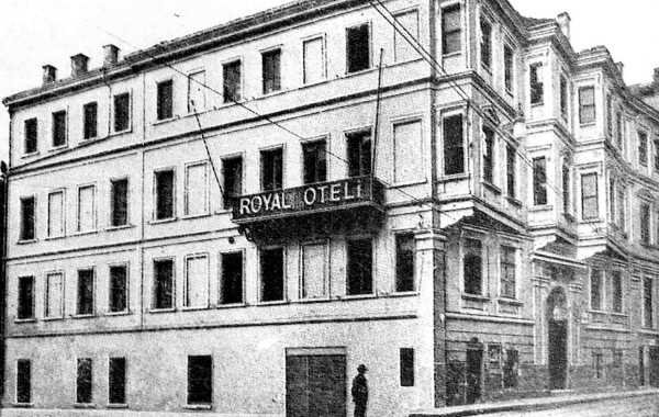 TEPEBASI HOTEL ROYAL