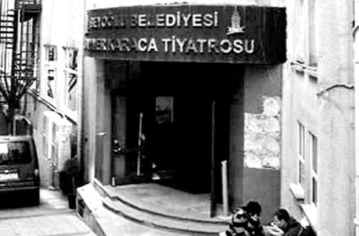 BEYOGLU KARACA TIYATROSU
