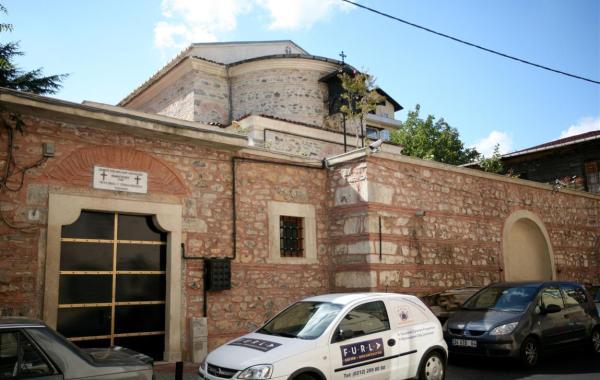 Yeniköy Surp Asdvadzadzin Kilisesi