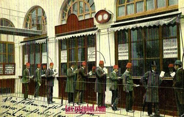 Sirkeci Büyük Postane