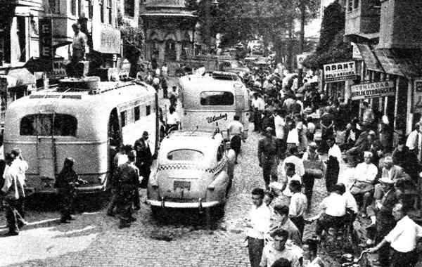 Sirkeci Hüdavendigar Caddesi