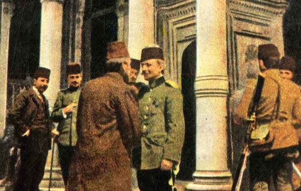 1909 ENVER PASA TOPÇU KISLASINDA