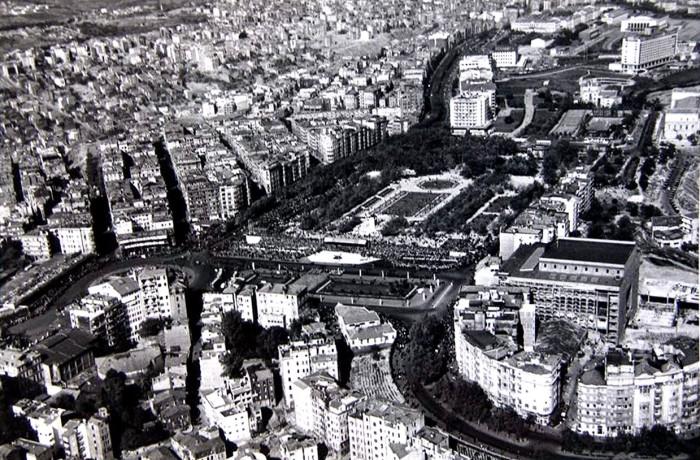 .Eski Taksim