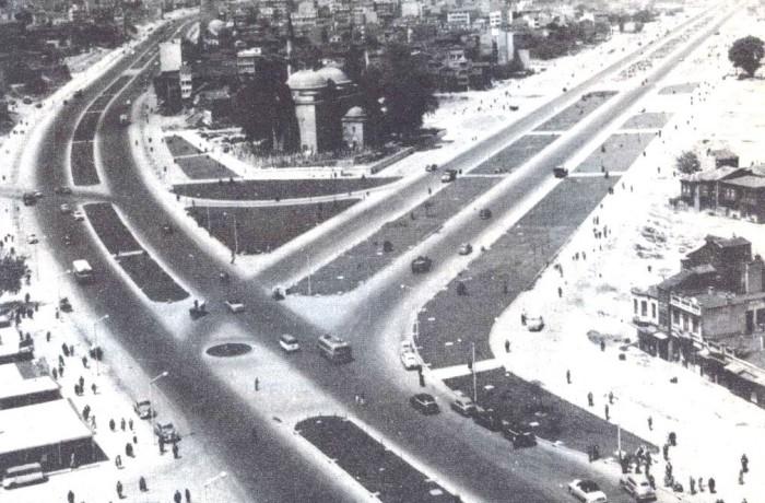 Aksaray Vatan Caddesi