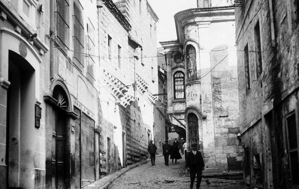 Karaköy Bereketzade Mahallesi