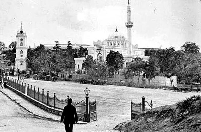 Besiktas Yıldız Hamidiye Camii